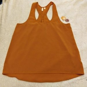 Frenchi T-Back Tank Top